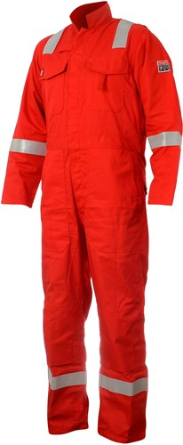 Multinorm Overall Red 56