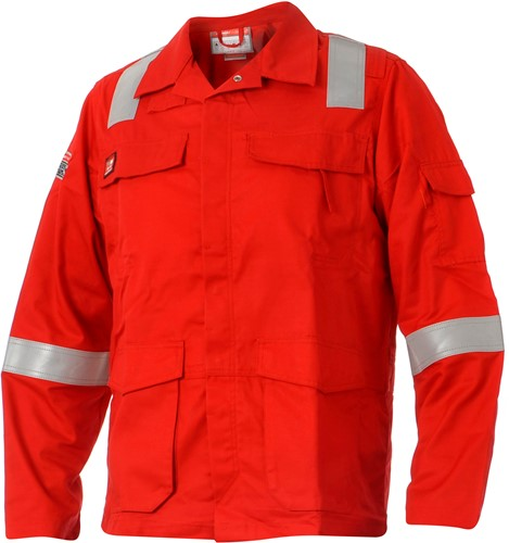 Multinorm Jacket Red 48